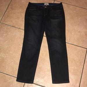 Paige Jimmy Jimmy Crop Jeans Size 25